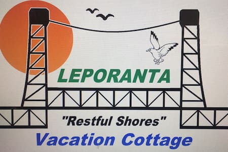 "Leporanta  ""Restful Shores"""