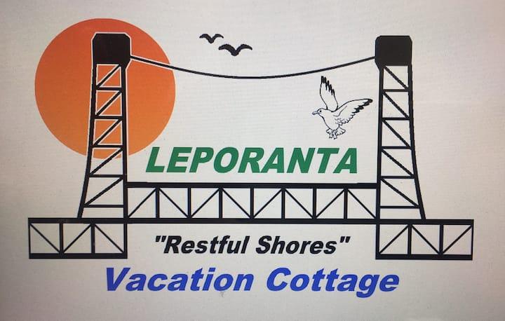 """Leporanta  """"Restful Shores"""""""