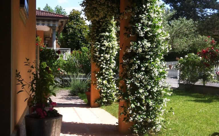 B&B Spirito Libero Terrace Under the Stars - Rivanazzano Terme - Villa