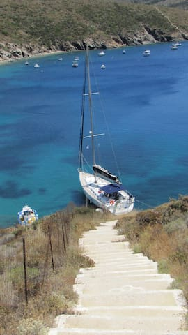 Sailing Greece!The vacation of your dreams - Hellinicon - Barco