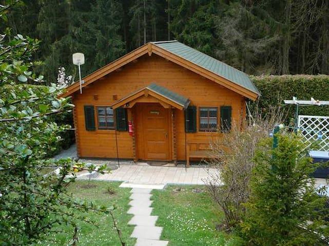 Ferienblockhaus-Laura für 3 Personen in Amtsberg