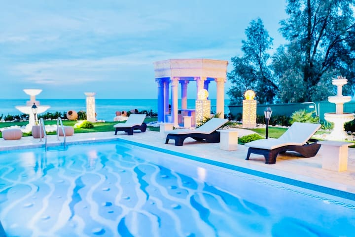 AR Beach Luxury Villa, Paphos Cyprus - near Latchi