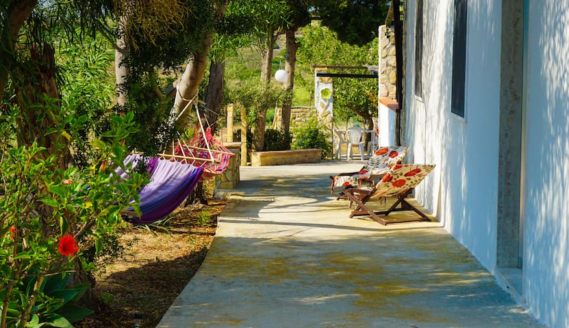 Relax and Sea in the Countryside