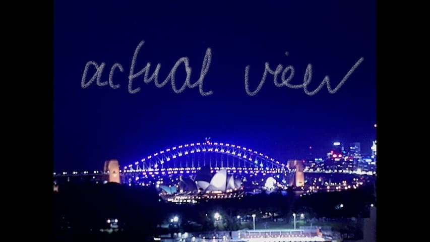 #1 rooftop view for Sydney Harbour!!!
