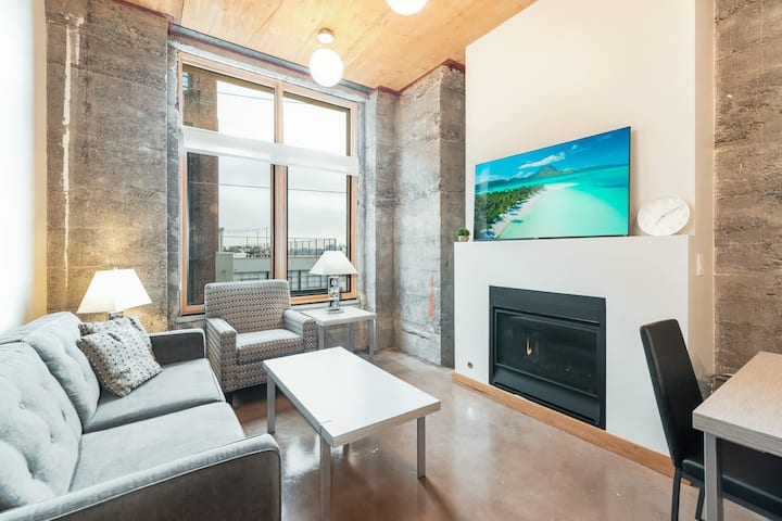 Luxury Lofts Tacoma Downtown - Long Stays