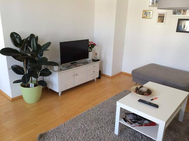 Gemütliche kleine Wohnung im Leipziger Westen - Leipzig - Lägenhet