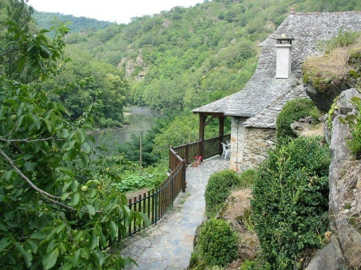 Le Four, gorgeous stone cottage with private pool