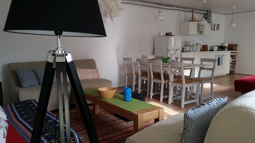Cosy house in Cologne/good access to fair - Köln - House