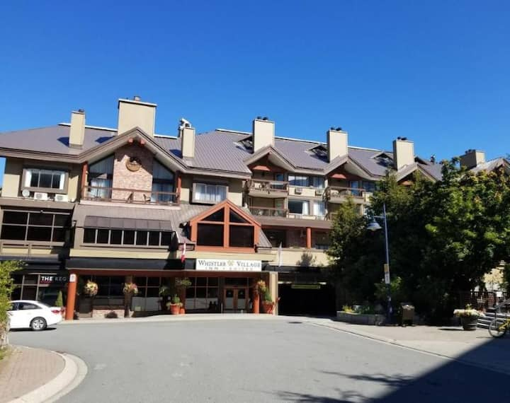 Modest Suite Standard At Whistler