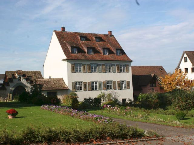 Wonderful holiday apartment Fuchs 1 with garden, Wifi, parking available
