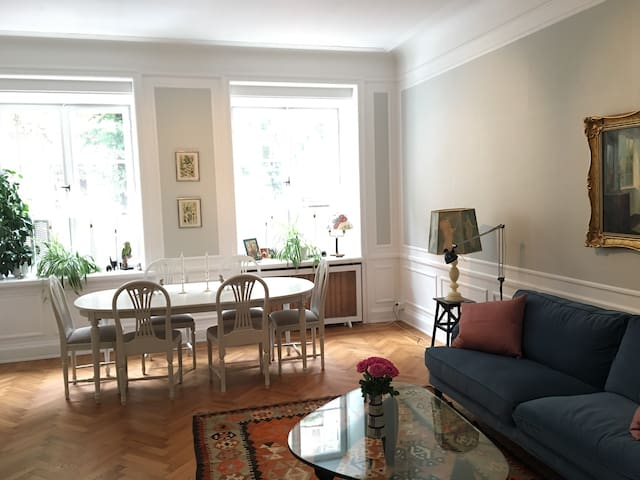 Beautiful and spacious apartment in best location