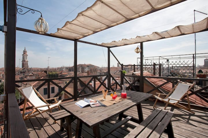 Ca'd'oro - Venezia - Loft