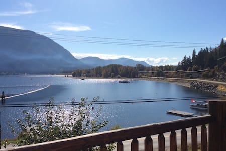 Little slice of paradise!!.... Snowmobilers dream! - Columbia-Shuswap F