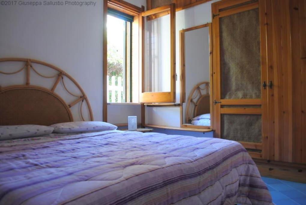 1st Bedroom on the ground floor
