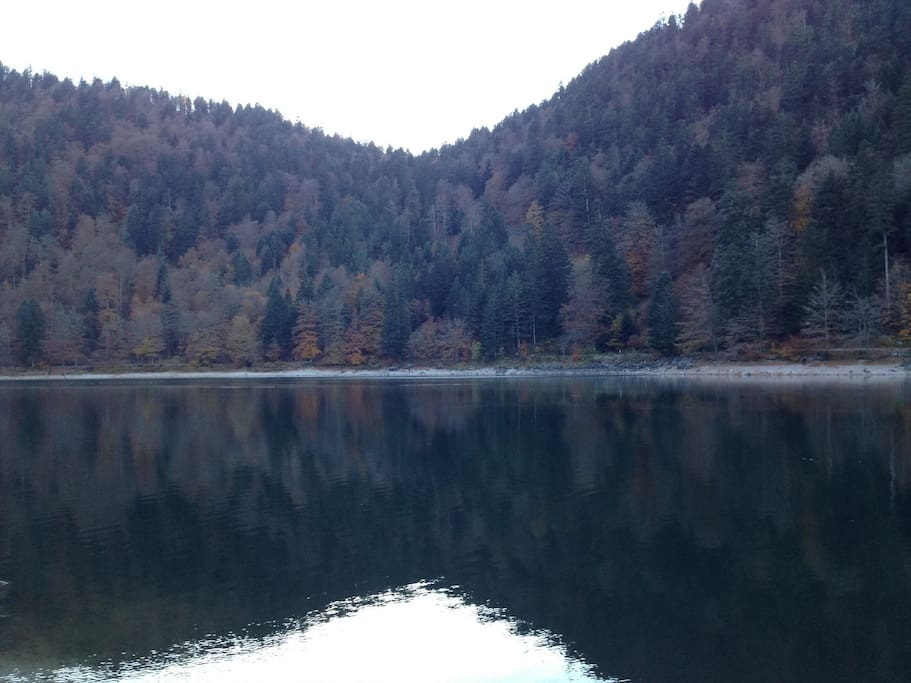 Lac des Corbeaux (à 5 minutes)