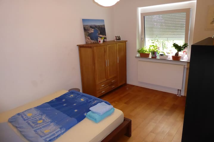 Homely and comfortable room - close to downtown - Ulm - Casa