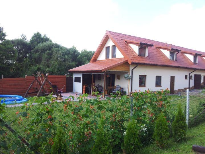 Komfortowy dom wakacyjny