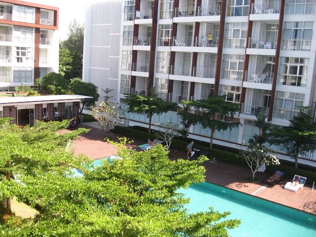 1 bedroom pool view @ Klong muang beach