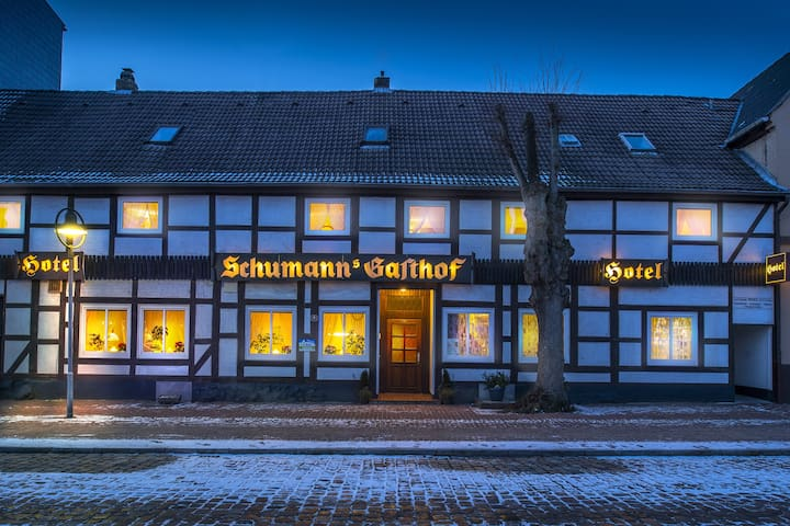 Bed & Breakfast Hotel Übernachtung in RENDSBURG - Rendsburg