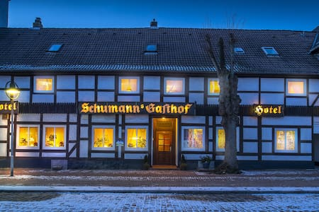 Bed & Breakfast Hotel Übernachtung in RENDSBURG - Rendsburg - Bed & Breakfast