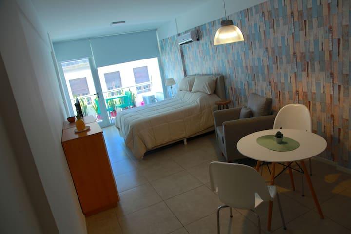 Moderno y luminoso departamento en San Telmo