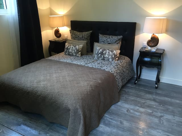 Chambre Roseraie - Saint-Dizier - Bed & Breakfast