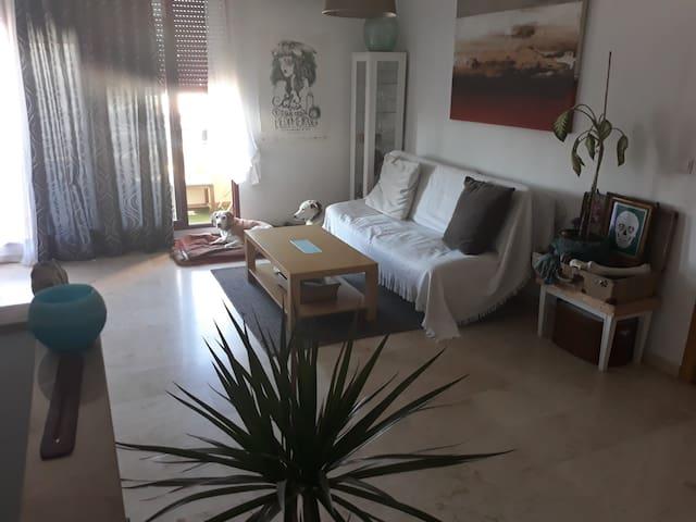 Bonita habitación para dos personas