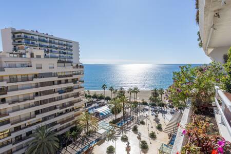 Marbella piso de lujo playa-casco histórico