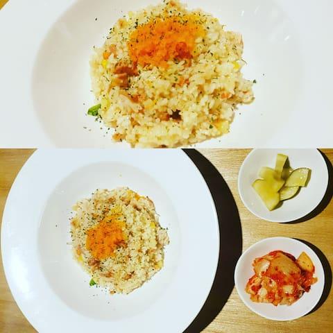 제주도 성산읍(성산일출봉) / 콜라보 게스트하우스(4인실,도미토리,개별화장실,365일파티) - Seongsan-eup, Seogwipo-si - Casa de huéspedes