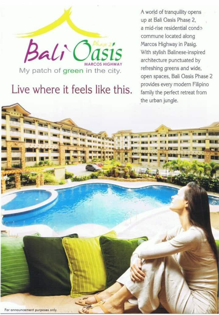 BALI OASIS