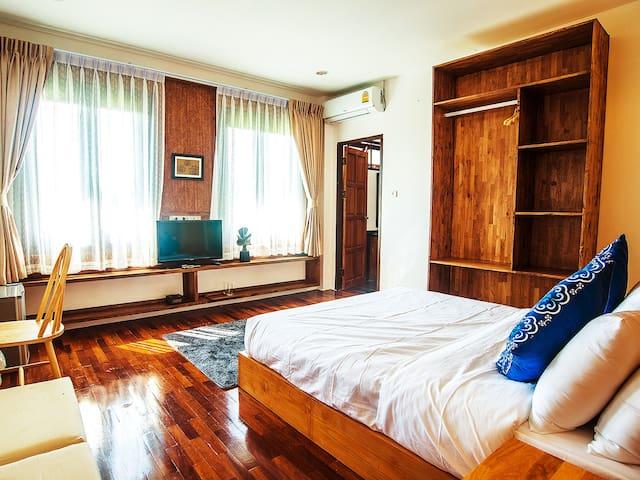 Pai Yododo Resort 精品大床房 Double Bed - Mae Hong Son - Bed & Breakfast