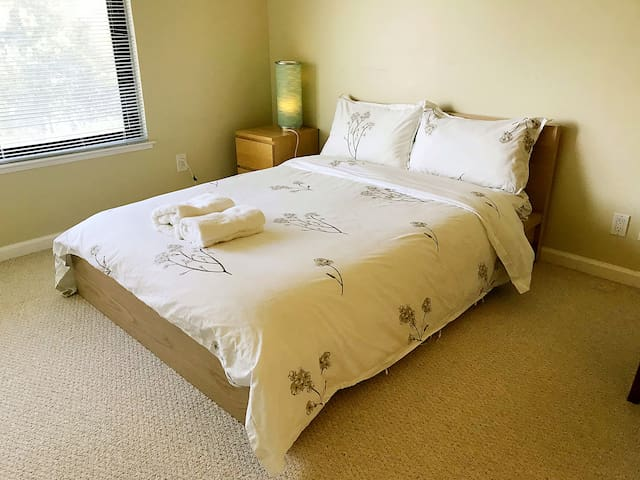 20%offClose SFO&Downtown private room Cozy&Quite