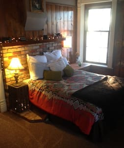 Beautiful private room and entry - Kamas - Bed & Breakfast