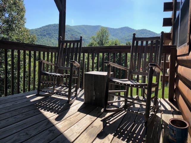 Bear Run Log Cabin #3