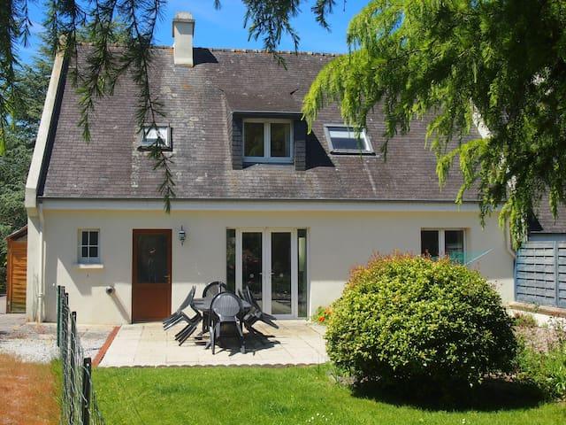Villa L'orée du Bois | 2-7 Personnes