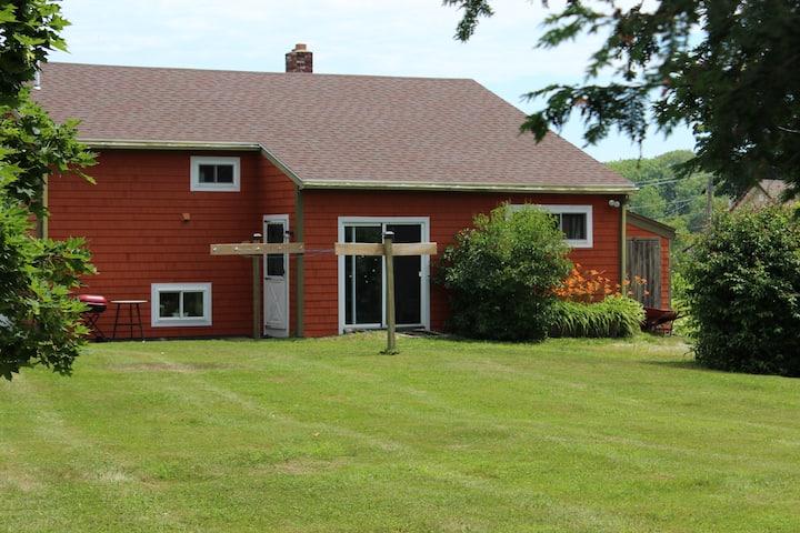 Anne's Sea View Cottage