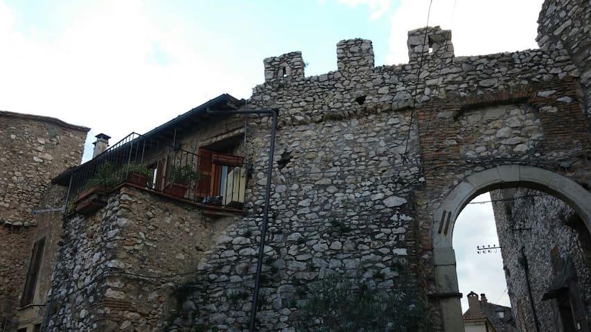 borgo nella sabina romana - Moricone - Haus
