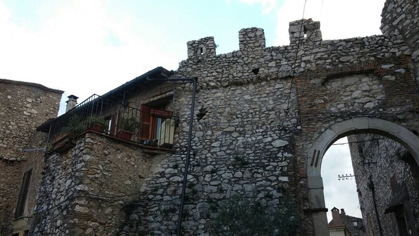 borgo nella sabina romana - Moricone - House
