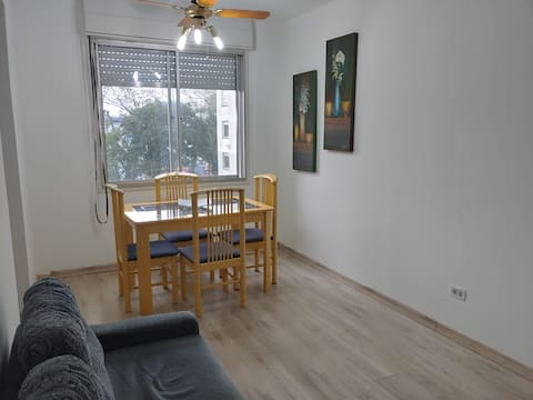 Furnished and refurbished one bedroom apartment