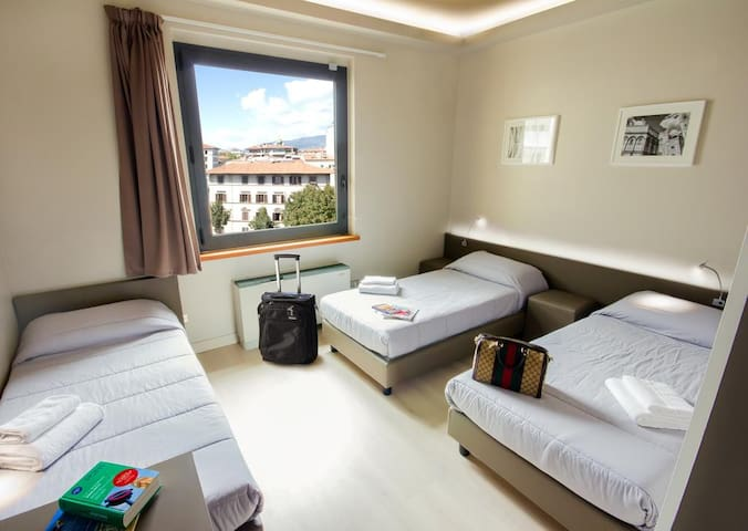 Triple Room in the center of Florence