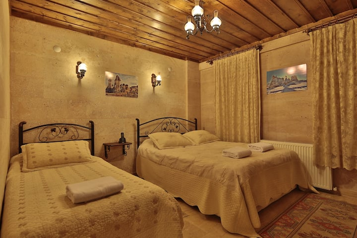 Goreme Cave Rooms Stone Twin Room
