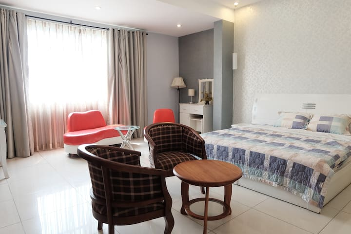 • Apartment in High-Class Area - Ho Chi Minh City - Apartamento