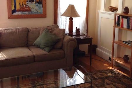 Private 1 bdr apt w/KIT, downtown, no cleaning fee
