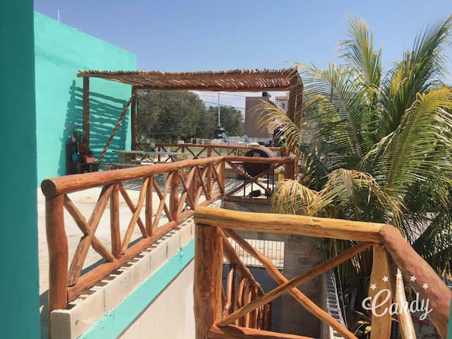 Emiliano´s Nest: Peaceful in Tulum Center