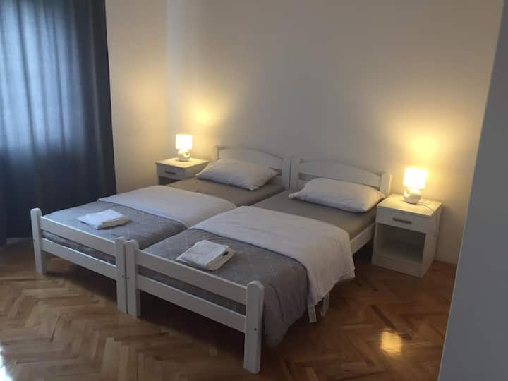 Big, newly renovated house nearby the city centre