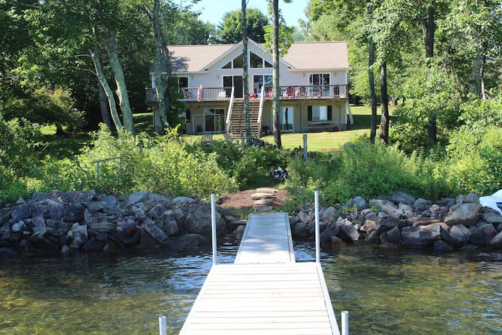 Lake Wassookeag Home