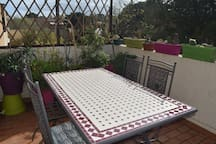 La terrasse 10 m2