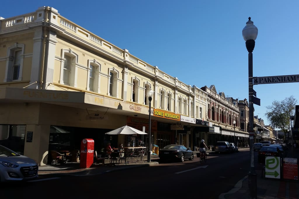 Siroque Fremantle has been heritage listed by the Fremantle Council in their West End