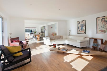 STUNNING CONTEMPORARY SEASIDE HOME  - Suffolk - Rumah