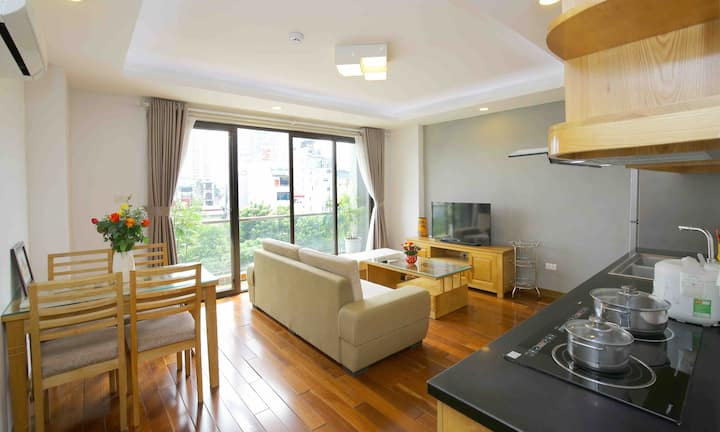 One bedroom apartment near Thanh nien, Ly Nam De